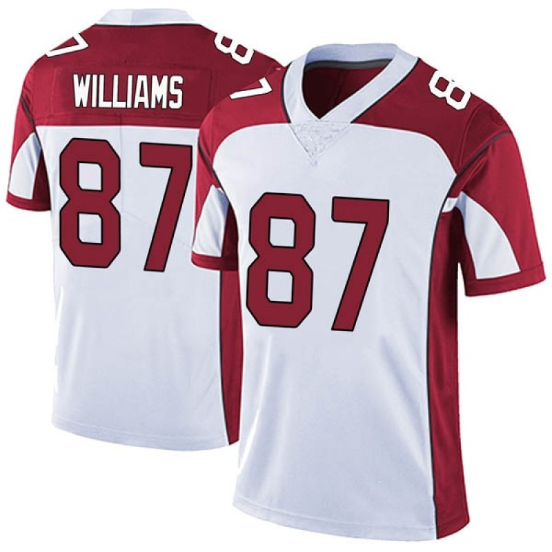 finest selection 4bce8 5a9ee Men's Nike Arizona Cardinals Maxx Williams White Vapor Untouchable Jersey -  Limited