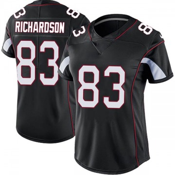Women's Nike Arizona Cardinals A.J. Richardson Black Vapor Untouchable Jersey - Limited