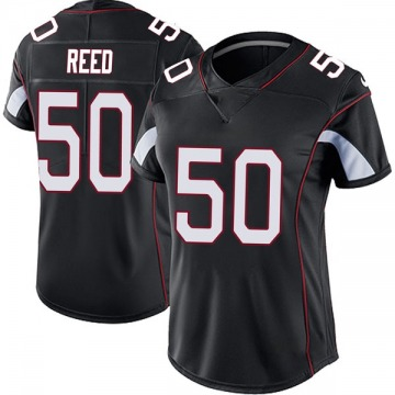 Women's Nike Arizona Cardinals Brooks Reed Black Vapor Untouchable Jersey - Limited