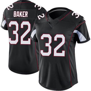 Women's Nike Arizona Cardinals Budda Baker Black Vapor Untouchable Jersey - Limited