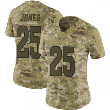 Women's Nike Arizona Cardinals Chris Jones Camo 2018 Salute to Service Jersey - Limited