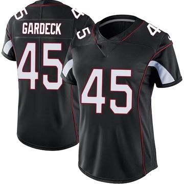 Women's Nike Arizona Cardinals Dennis Gardeck Black Vapor Untouchable Jersey - Limited