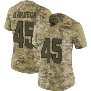 Women's Nike Arizona Cardinals Dennis Gardeck Camo 2018 Salute to Service Jersey - Limited