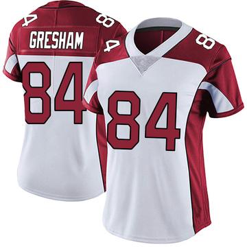Women's Nike Arizona Cardinals Jermaine Gresham White Vapor Untouchable Jersey - Limited
