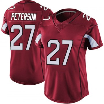 Women's Nike Arizona Cardinals Kevin Peterson Red Vapor Team Color Untouchable Jersey - Limited