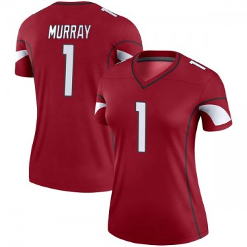 Women's Nike Arizona Cardinals Kyler Murray Cardinal Jersey - Legend