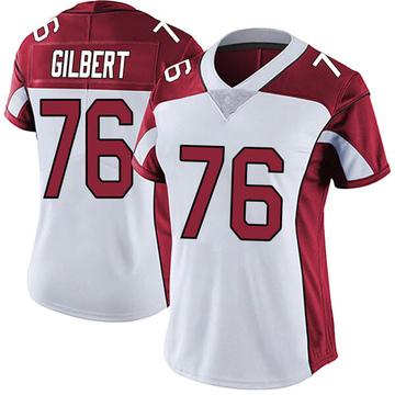 Women's Nike Arizona Cardinals Marcus Gilbert White Vapor Untouchable Jersey - Limited