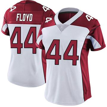 Women's Nike Arizona Cardinals Reggie Floyd White Vapor Untouchable Jersey - Limited