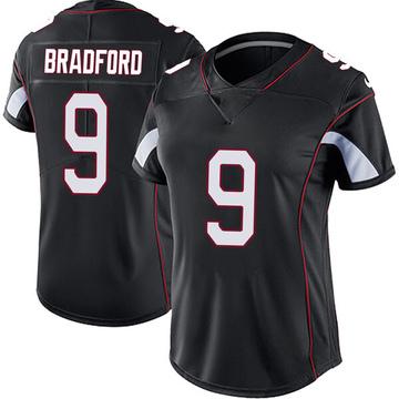 Women's Nike Arizona Cardinals Sam Bradford Black Vapor Untouchable Jersey - Limited