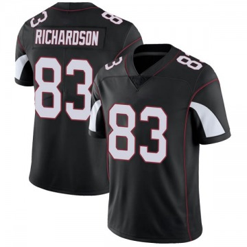 Youth Nike Arizona Cardinals A.J. Richardson Black Vapor Untouchable Jersey - Limited