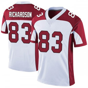 Youth Nike Arizona Cardinals A.J. Richardson White Vapor Untouchable Jersey - Limited