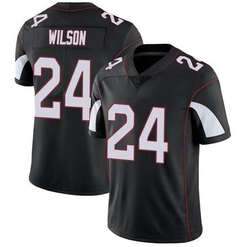 Youth Nike Arizona Cardinals Adrian Wilson Black Vapor Untouchable Jersey - Limited