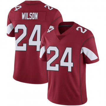 Youth Nike Arizona Cardinals Adrian Wilson Cardinal 100th Vapor Jersey - Limited