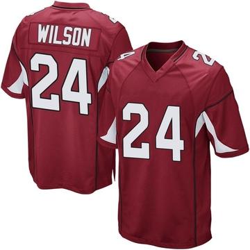 Youth Nike Arizona Cardinals Adrian Wilson Cardinal Team Color Jersey - Game