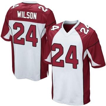 Youth Nike Arizona Cardinals Adrian Wilson White Jersey - Game