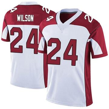Youth Nike Arizona Cardinals Adrian Wilson White Vapor Untouchable Jersey - Limited