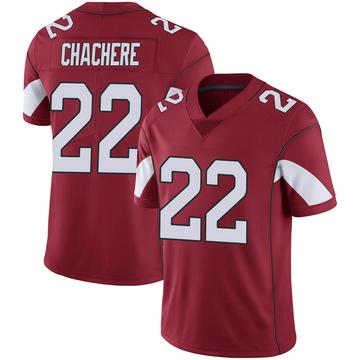 Youth Nike Arizona Cardinals Andre Chachere Cardinal 100th Vapor Jersey - Limited