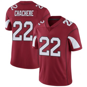 Youth Nike Arizona Cardinals Andre Chachere Cardinal Team Color Vapor Untouchable Jersey - Limited