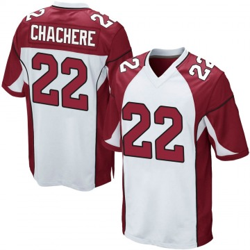 Youth Nike Arizona Cardinals Andre Chachere White Jersey - Game