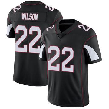 Youth Nike Arizona Cardinals Bejour Wilson Black Vapor Untouchable Jersey - Limited