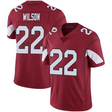 Youth Nike Arizona Cardinals Bejour Wilson Cardinal 100th Vapor Jersey - Limited