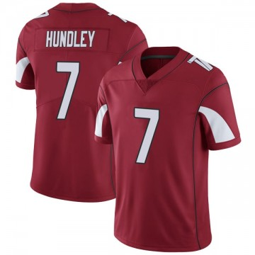 Youth Nike Arizona Cardinals Brett Hundley Cardinal Team Color Vapor Untouchable Jersey - Limited