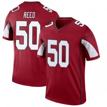 Youth Nike Arizona Cardinals Brooks Reed Cardinal Jersey - Legend