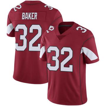 Youth Nike Arizona Cardinals Budda Baker Cardinal 100th Vapor Jersey - Limited