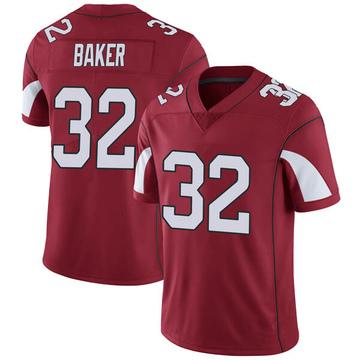Youth Nike Arizona Cardinals Budda Baker Cardinal Team Color Vapor Untouchable Jersey - Limited
