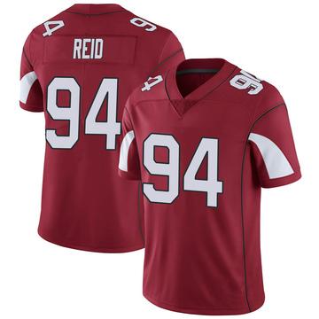 Youth Nike Arizona Cardinals Caraun Reid Cardinal Team Color Vapor Untouchable Jersey - Limited