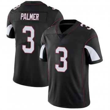 Youth Nike Arizona Cardinals Carson Palmer Black Vapor Untouchable Jersey - Limited