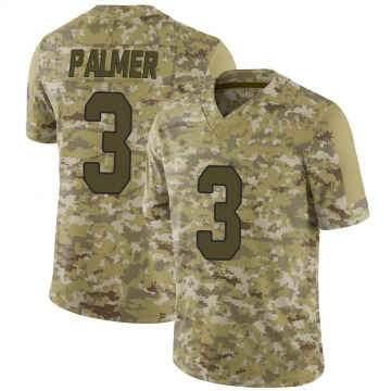 Youth Nike Arizona Cardinals Carson Palmer Camo 2018 Salute to Service Jersey - Limited