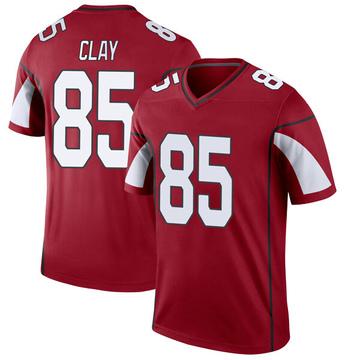 Youth Nike Arizona Cardinals Charles Clay Cardinal Jersey - Legend