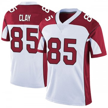 Youth Nike Arizona Cardinals Charles Clay White Vapor Untouchable Jersey - Limited