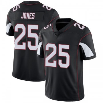 Youth Nike Arizona Cardinals Chris Jones Black Vapor Untouchable Jersey - Limited