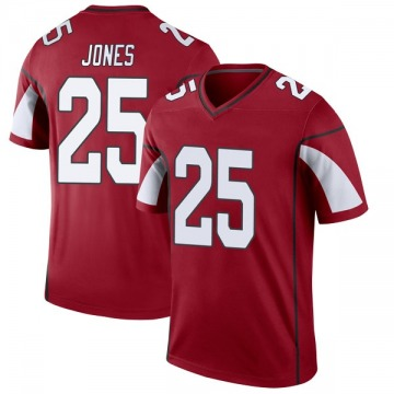Youth Nike Arizona Cardinals Chris Jones Cardinal Jersey - Legend