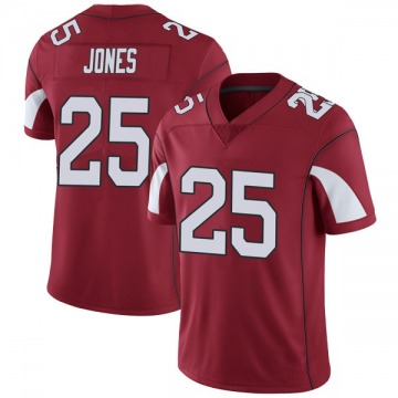 Youth Nike Arizona Cardinals Chris Jones Cardinal Team Color Vapor Untouchable Jersey - Limited