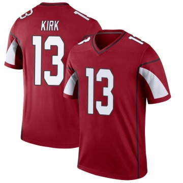 Youth Nike Arizona Cardinals Christian Kirk Cardinal Jersey - Legend