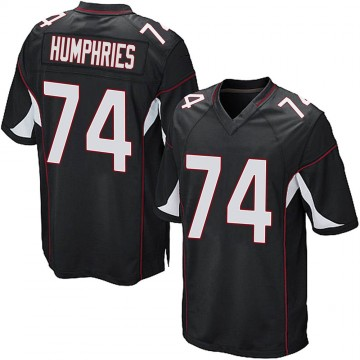 Youth Nike Arizona Cardinals D.J. Humphries Black Alternate Jersey - Game