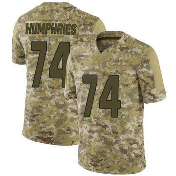 Youth Nike Arizona Cardinals D.J. Humphries Camo 2018 Salute to Service Jersey - Limited