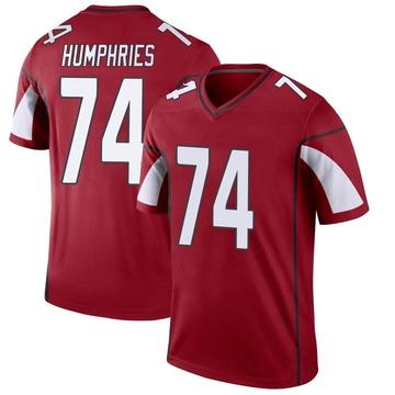 Youth Nike Arizona Cardinals D.J. Humphries Cardinal Jersey - Legend
