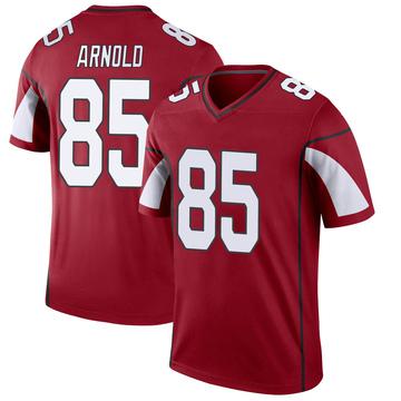Youth Nike Arizona Cardinals Dan Arnold Cardinal Jersey - Legend