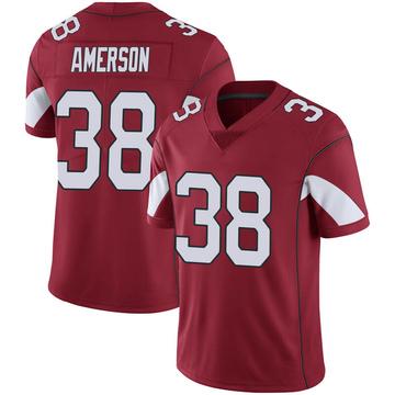 Youth Nike Arizona Cardinals David Amerson Cardinal 100th Vapor Jersey - Limited