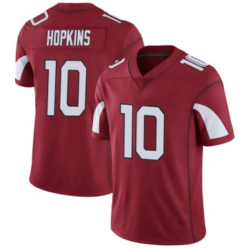 Youth Nike Arizona Cardinals DeAndre Hopkins Cardinal Team Color Vapor Untouchable Jersey - Limited
