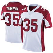 designer fashion f2ce4 df3d3 Youth Nike Arizona Cardinals Deionte Thompson White Vapor Untouchable  Jersey - Limited
