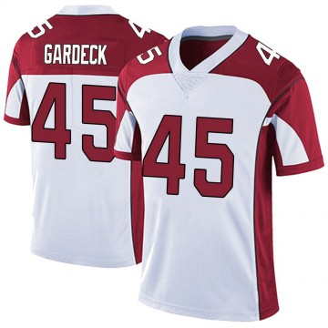 Youth Nike Arizona Cardinals Dennis Gardeck White Vapor Untouchable Jersey - Limited