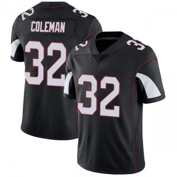 Youth Nike Arizona Cardinals Derrick Coleman Black Vapor Untouchable Jersey - Limited
