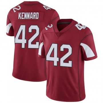 Youth Nike Arizona Cardinals Devon Kennard Cardinal Team Color Vapor Untouchable Jersey - Limited