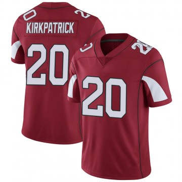 Youth Nike Arizona Cardinals Dre Kirkpatrick Cardinal Team Color Vapor Untouchable Jersey - Limited