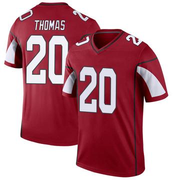 Youth Nike Arizona Cardinals Duke Thomas Cardinal Jersey - Legend